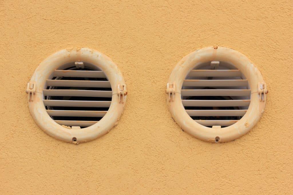 Схема вентиляции подпола в частном доме