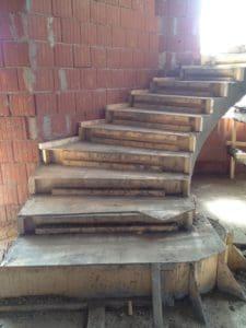 Дуговая лестница