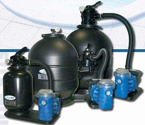 Фильтры для очистки воды в бассейне
