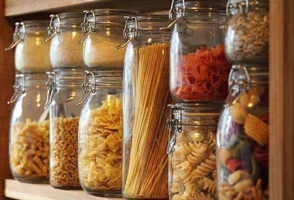 Хранение круп и зерна