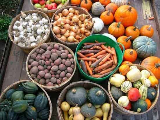Сетки для овощей