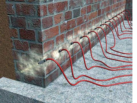 инъекционная гидроизоляция для подвала