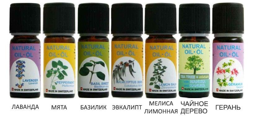 Натуранльые средства от комаров