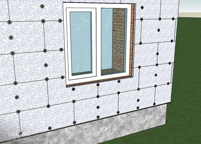 Как утеплить наружные стены дома