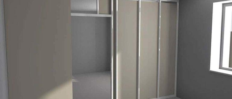 Стена или перегородка в квартире своими руками