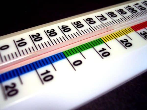 Оптимальная температура для погреба