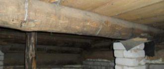 утепление подпола в деревянном доме своими руками