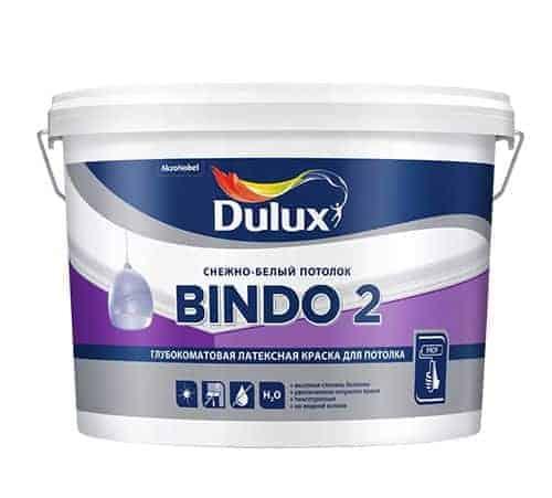 Выбор материалов для покраски потолков