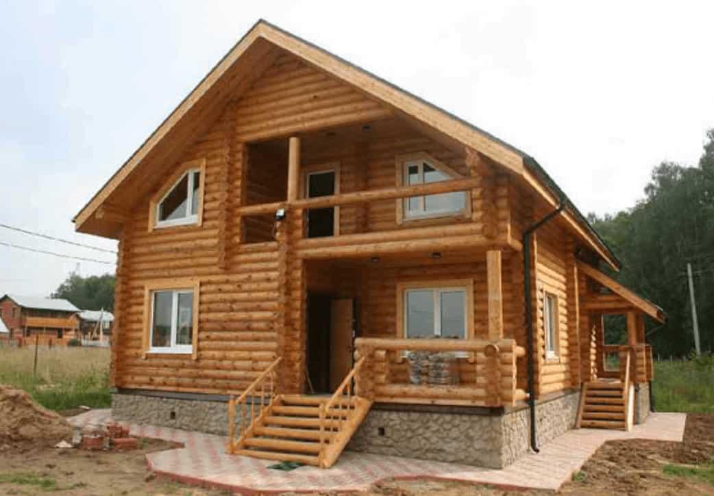 Правильно защищаем древесину при строительстве